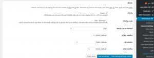 تنظیمات minify در W3 total cache