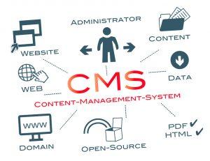 سیستم مدیریت محتوا CMS