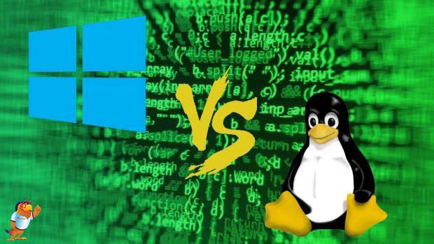 معرفی سیستم عامل های ویندوز و لینوکس