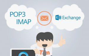تفاوت پروتکل های Pop3 و IMap و Exchange