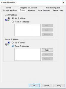 امنیت ویندوز سرور تغییر پورت ریموت دسکتاپ