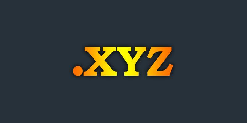 ثبت دامنه .xyz + اطلاعات کامل درباره پسوند دات xyz